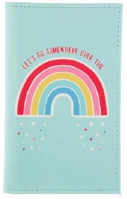 Sass & Belle Rainbow Passport Cover
