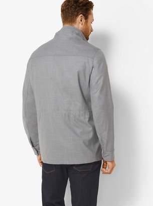 Michael Kors Wool Field Jacket