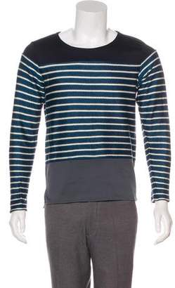 Paul Smith Striped Crew Neck Sweater