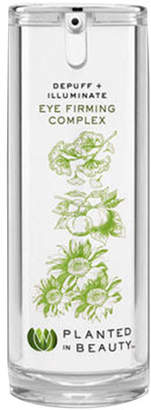 Planted in Beauty Depuff + Illuminate Eye Firming Complex, 0.5 oz./ 15 mL