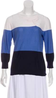 Saks Fifth Avenue Silk & Cashmere Sweater