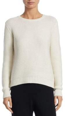 Saks Fifth Avenue COLLECTION Novelty Stitch Sweater