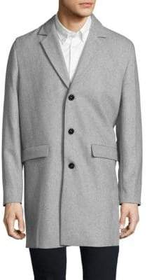 Wesc Rock Wool Blend Coat