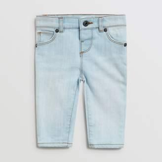 Burberry Childrens Skinny Fit Stretch Denim Jeans