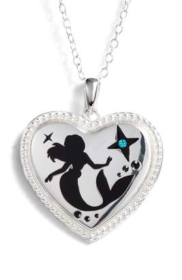 Disney Little Mermaid 'Make a Splash' Pendant Necklace