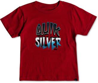 Quiksilver Graphic-Print Cotton T-Shirt, Little Boys