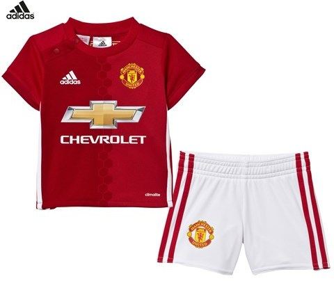 Manchester United Man United FC Home Baby Kit