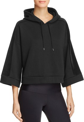 PUMA Xtreme Cropped Hoodie $70 thestylecure.com