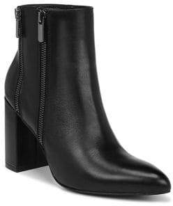 Fergie Enigma Leather Booties