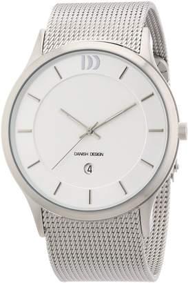 Danish Design 3314426 - Men's Wristwatch, Stainless Steel, color: Silver