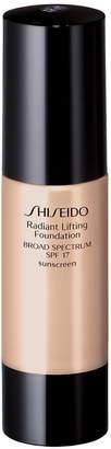 Shiseido 'Radiant Lifting' Foundation SPF 17