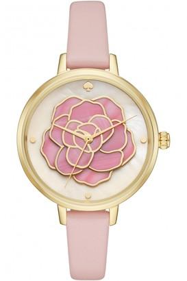 Kate Spade Ladies Metro Rose Watch KSW1257