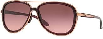 Oakley Women's Split Time Aviator Sunglasses