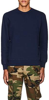Pop Trading Company Men's Logo Cotton Fleece Sweatshirt