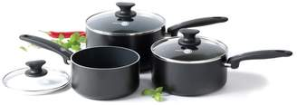 Green Pan Cambridge 3 Piece Saucepan Set