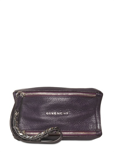Givenchy Pandora Pouch Washed Leather