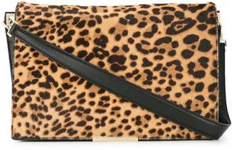 Free Shipping At Farfetch Tomasini Leopard Print Crossbody Bag