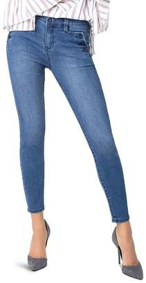 Liverpool Abby Sailor Ankle Skinny Jeans in Medway
