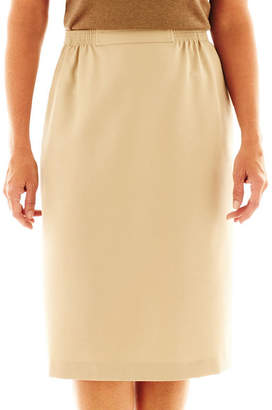 Alfred Dunner Suit Skirt - Plus