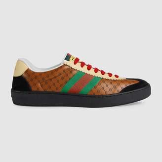 Gucci Women's Dapper Dan G74 sneaker