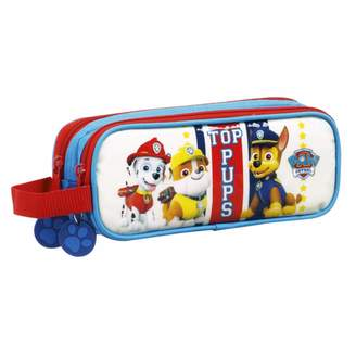 Paw Patrol Childrens/Kids Official Tip Pups Pencil Case