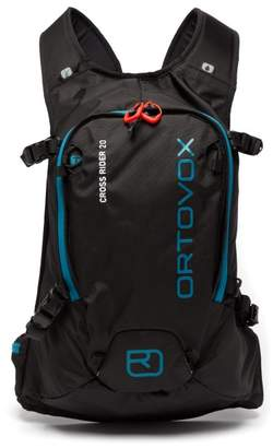Ortovox - Crossrider 20 Backpack - Mens - Black