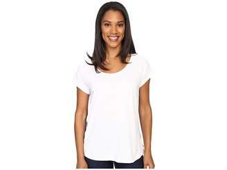 Prana Dina Top Women's Short Sleeve Pullover