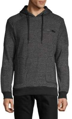 Buffalo David Bitton Filbert Speckled Hoodie