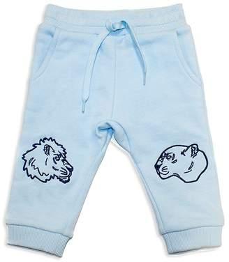 Kenzo Boys' Embroidered Lion Jogger Pants - Baby