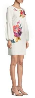Trina Turk Passion Floral Dress