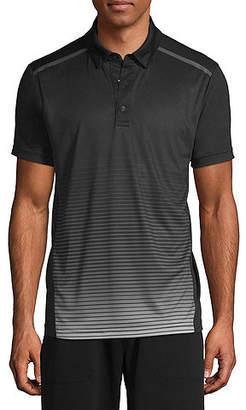 MSX BY MICHAEL STRAHAN Msx By Michael Strahan Mens Crew Neck Short Sleeve Polo Shirt