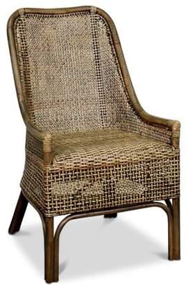 Apt2B Bali Rattan Side Chair NATURAL