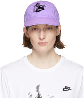 Nike Erl ERL Purple Edition Six-Panel Witch Cap