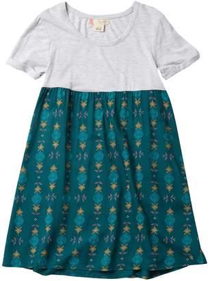 Roxy Branche of Lilac Dress (Big Girls)