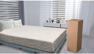 """Purest of America® 7"""" Full XL Mattress with 2.5 Double Layer Memory Foam"""