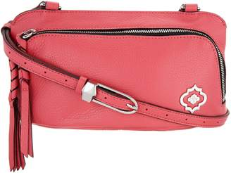 Oryany Pebble Leather Belle Crossbody