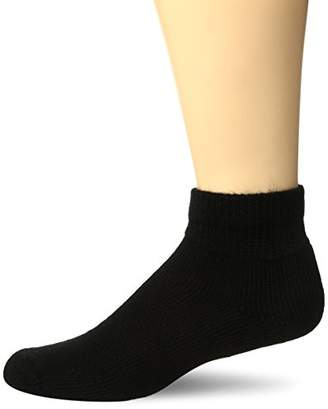 Thorlos Unisex HPMM Diabetic Thick Padded Low Cut Sock