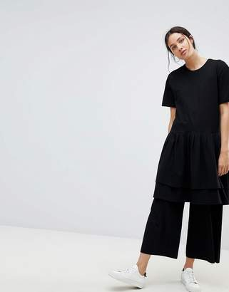 Building Block KOWTOW Kowtow Wide Leg Pant in Organic Cotton