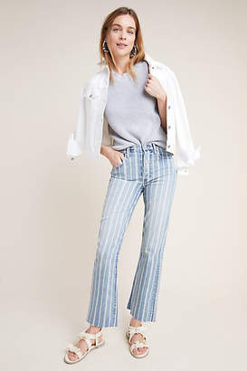 Brady Boyish High-Rise Straight Jeans