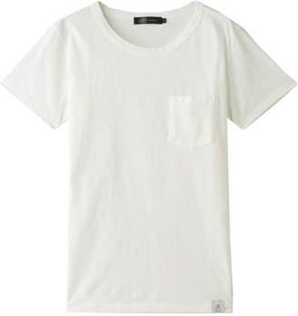 JET (ジェット) - ジェット ガーメントダイ ポケットクルーネックTシャツ
