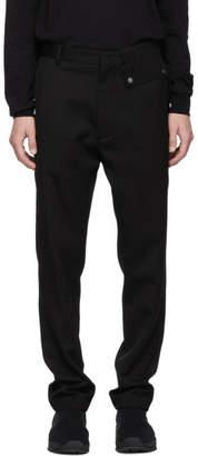Cmmn Swdn Black Stenson Trousers