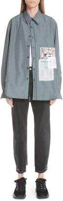 Martine Rose Flyer Shirt