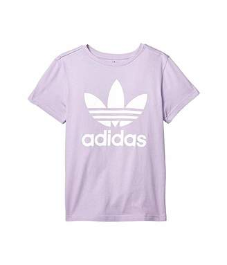 adidas Kids Trefoil Tee (Little Kids/Big Kids)
