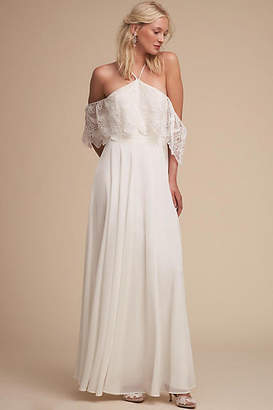Anthropologie Pearson Wedding Guest Dress