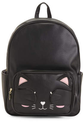Kitsch Cat Flap Backpack