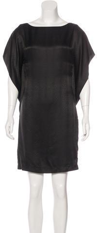 Balenciaga Balenciaga Silk Shift Dress w/ Tags
