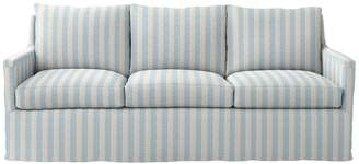 Serena & Lily Spruce Street 3-Seat Sofa - Slipcovered