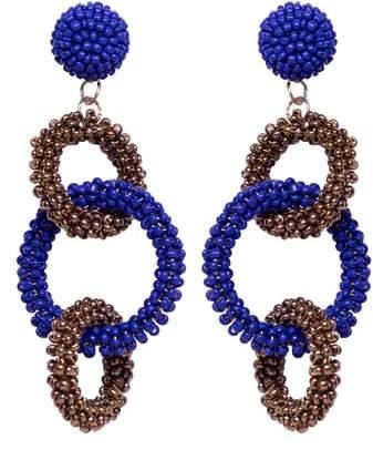 AREA STARS Dominique Drop Earrings