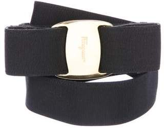 Salvatore Ferragamo Vara Bow Waist Belt