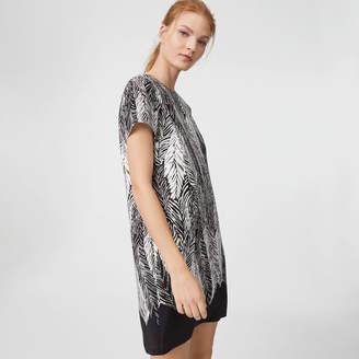 Club Monaco Squelah Silk Dress